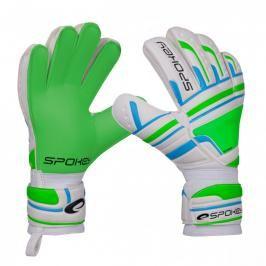 SPOKEY - INTENSE Brankářské rukavice zelené vel.5