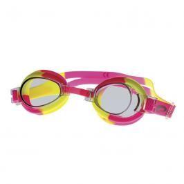 SPOKEY - JELLYFISH Dětské plavecké brýle  růžovo-žluté
