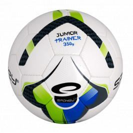 SPOKEY - JUNIOR TRAINER Fotbalový míč zeleno-modrý vel.5