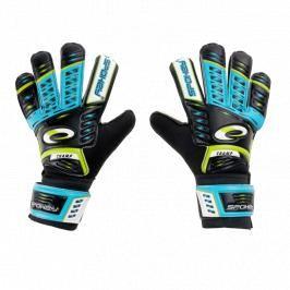 SPOKEY - KEEPER ADULT Brankářské rukavice modré roz.10