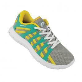 SPOKEY - LIBERATE 7 Běžecké boty bílá-žlutá vel. 37