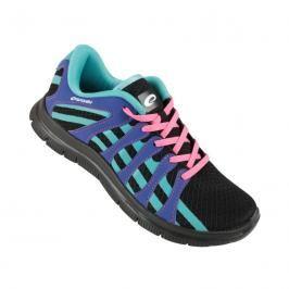 SPOKEY - Liberia 7 Běžecké boty černá - modrá vel. 40