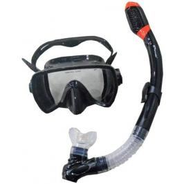 SPOKEY - MALDIVE - Sada brýle + šnorchl černý