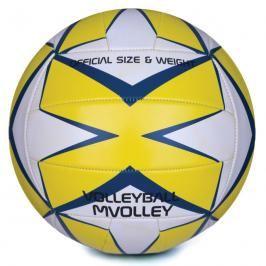 SPOKEY - MVOLLEY  Volejbalový míč žlutý rozm.5