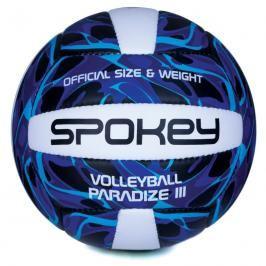 SPOKEY - PARADIZE III Volejbalový míč modro-bílý vel.5