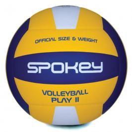 SPOKEY - PLAY II Volejbalový míč žluto-modrý vel.5