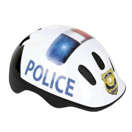 SPOKEY - POLICE - Dětská cyklistická přilba