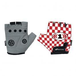 SPOKEY - RACE GLOVE Dětské cyklistické rukavice dětské S (17 cm)