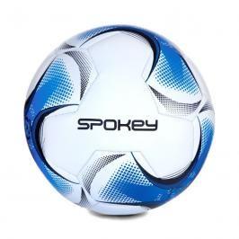 SPOKEY - RAZOR Fotbalový míč vel..5  bílo-černo-modrý