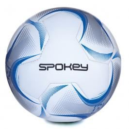 SPOKEY - RAZOR Fotbalový míč vel..5  stříbrno-modrý