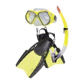 SPOKEY - REEF - Sada brýle + šnorchl + ploutve L / XL 42 - 46
