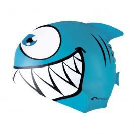 SPOKEY - REKINEK-Plavecká čepice ŽRALOK modrá