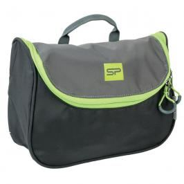 SPOKEY - RESORT Menší kosmetická cestovní taška černo-zelená