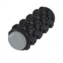 SPOKEY - ROLL 2 v 1 fitness pěnový válec černý