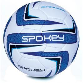 SPOKEY - SHADOW II Fotbalový míč bílo-modrý č.5