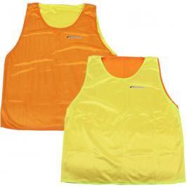 SPOKEY - SHINY D-Vesta žlutá/oranž rozlišov. oboustr. XL