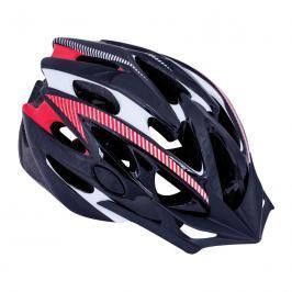 SPOKEY - SKY - Cyklistická přilba pro dospělé černá 58-61 cm
