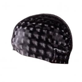 SPOKEY - TORPEDO 3D Plavecká PU čepice černá