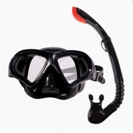 SPOKEY - TORTUGA Sada brýle + šnorchl černý
