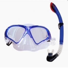 SPOKEY - TORTUGA Sada brýle + šnorchl modrý