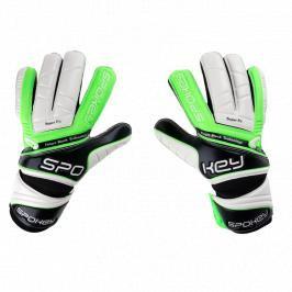 SPOKEY - TOUCH Brankářské rukavice zelené roz.10