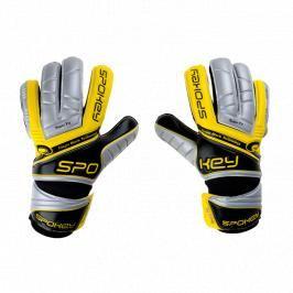 SPOKEY - TOUCH Brankářské rukavice žluté roz.10
