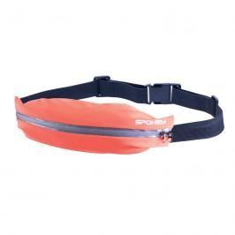 SPOKEY - TURBO Ledvinka na běhání oranžová nepromokavá s reflexními prvky