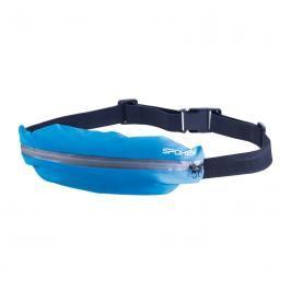 SPOKEY - TURBO Ledvinka na běhání modrá nepromokavá s reflexními prvky