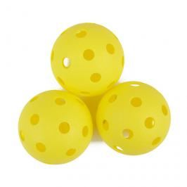 SPOKEY - TURN-Florbalové míčky 3ks žluté