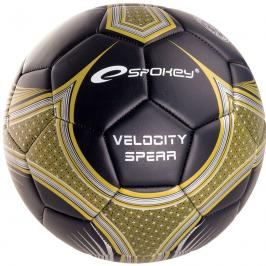 SPOKEY - VELOCITY SPEAR - Fotbalový míč černo-zlatý č.5