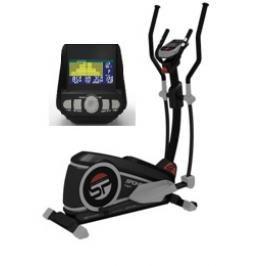 SPOKEY - VIGIL eliptický trenažér - 12 tréninkových programů
