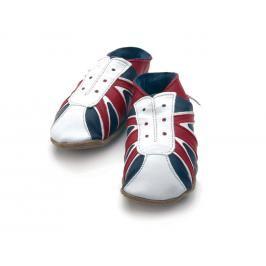 Starchild - Kožené botičky - UK Trainer - Kids - velikost S - 25-26 (3-4 roky)