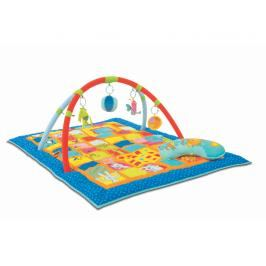 TAF TOYS - Hrací deka s hrazdou Zvedavček