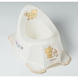 TEGA BABY - Nočník Teddy bílá perleť