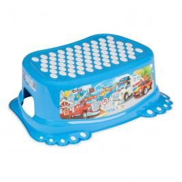 TEGA BABY - Stupínek Cars modrý