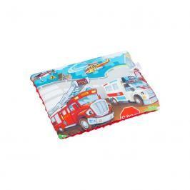 TEGA BABY - Polštář malý 30x40 Cars, červený