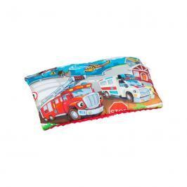 TEGA BABY - Polštář velký 40x60 Cars, Červený