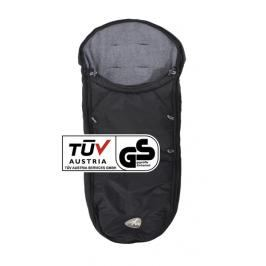 TFK - Fusak footmuff universal black for Dot buggy T-068-310