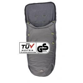 TFK - Fusak Joggster Adventure + Trail, Twin Adventure + Trail footmuff universal - Fossil T-059-327