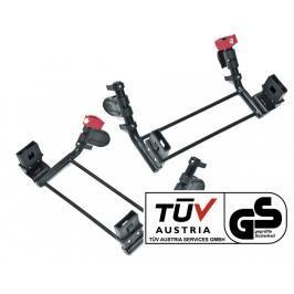 TFK - Základny pro dva adaptéry na dvě autosedačky skupiny 0 adaptér group 0 for TWT set T-006-GO-TWT-2