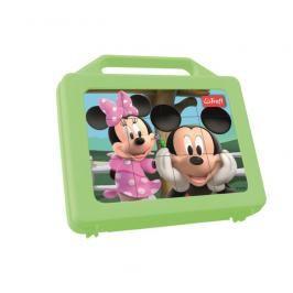 TREFL - Mickey mouse Puzzle kostky