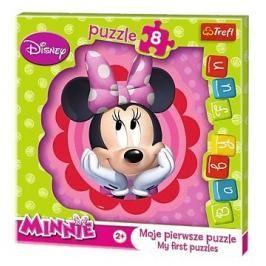 TREFL - Moje první puzzle Minnie 8