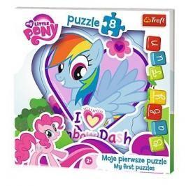 TREFL - Moje první puzzle My Little Pony 8