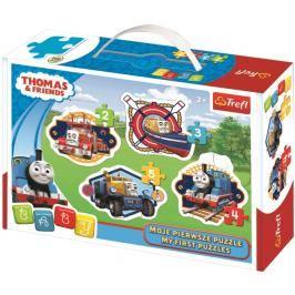 TREFL - Moje první puzzle Thomas & Friends