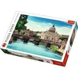TREFL - Puzzle Andělský most v Římě