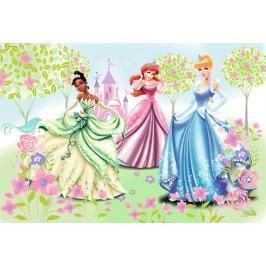TREFL - Puzzle Disney Princess V zahradě 60