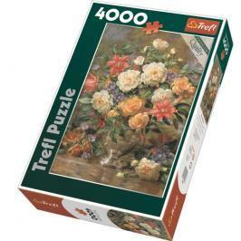 TREFL - Puzzle Květiny pro královnu Elizabeth.