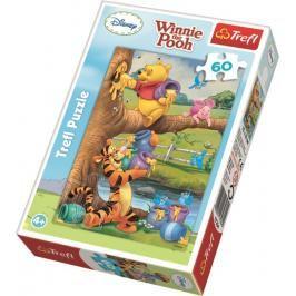 TREFL - Puzzle Medvídek Pů 60 dílů