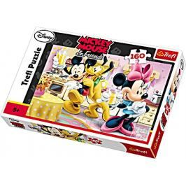 TREFL - Puzzle Mickey 160, výrobce Trefl.