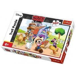 TREFL - Puzzle Mickey Farmář 160